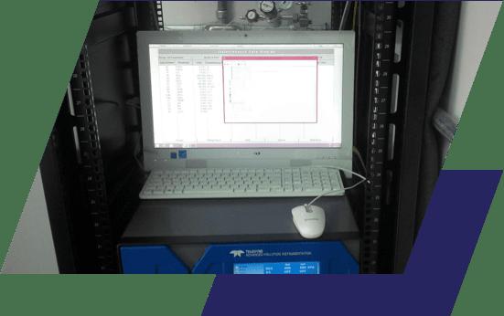 Operación y gestión de datos por estación